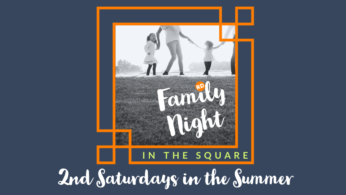 Family Night in the Square